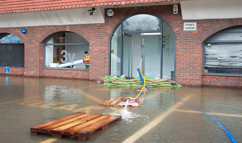 Windsor flooding